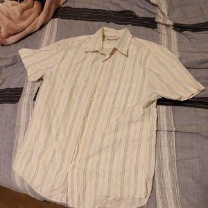 Express Mens short sleeve shirt